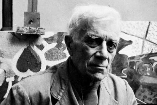 Georges Braque Pintor